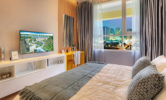 bán căn hộ 2 phòng ngủ Sala