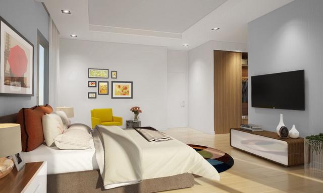 Cho thuê căn hộ Masteri Thảo Điền