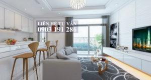 Cho thuê căn hộ Vinhomes Central Park