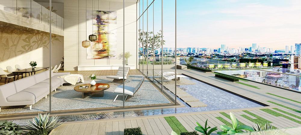 Dự án căn hộ Millennium