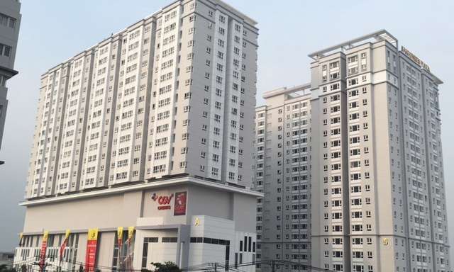 Cho thuê căn hộ Saigonres